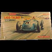 1949 Lago-Talbot Merit Super Kit 1/24 Scale Model