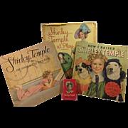 1930s Shirley Temple Memorabilia