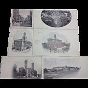 6 Early 1900s Nashville Postcards