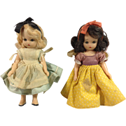1960s Charming Character Dolls