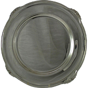 REDUCED Round Platter 14 in. with Jubilee, Patented Applied Border