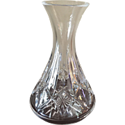 Vintage Waterford Crystal Mourne Wine Carafe from the Heritage Collection