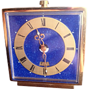 Vintage CARTIER Desk Travel Alarm Clock
