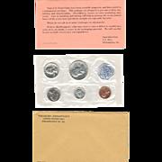U.S. Mint 1963 Silver Proof Set in Original Packaging