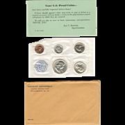 U.S. Mint 1959 Silver Proof Set in Original Packaging