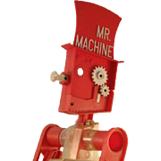SALE Ideal Toy Company Mr. Machine