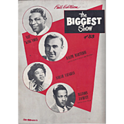 THE BIGGEST SHOW OF '53 - Fall Edition