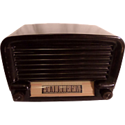 Repaired/Refurbished 1948 General Electric Tube Radio Model 102