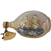 Ship in a Bottle H. M. S. Discovery