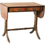 19th-Century Regency Console Table, English