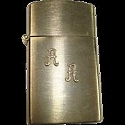 SALE A A Bronze L.D.L. Lighter
