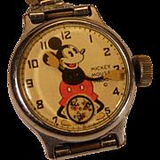 Original Ingersoll  Mickey Mouse Watch circa 1933