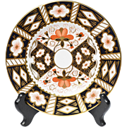 REDUCED Single Royal Crown Derby 'Traditional Imari 2451' Butter Plate