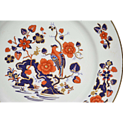 Vintage Aynsley 'Bird of Paradise' Dinner Plate Service for 13