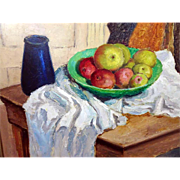 SOLD Still Life Painting by Dutch Artist