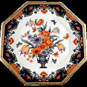 Imari platter, great detail, great condition