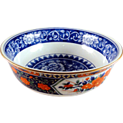 Imari bowl made in Japan for Tiffany & Co excellent condition
