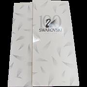 SALE Retired Swarovski Centennial 1995 Special Events & Commemorative Pieces VHS Tape