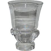 Signed Steuben Glass Vase