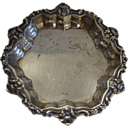 Sterling Butter Pat by Frank M. Whiting & Company