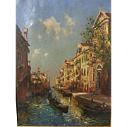 Original Albert Duprat- Early 20th Century