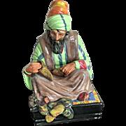 "SALE Royal Doulton Figurine ""The Cobbler"" HN 1706 Retired"
