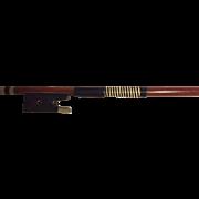 Vintage  W Seifert Violin Bow Germany Pernmabuco Wood