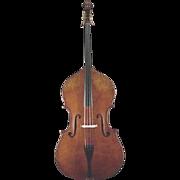 SALE String Emporium Upright Bass Giovanni Battista Rogeri Modeled after 1690  Instrument Chin