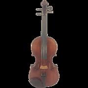 Vintage Andre Tellis Hammond Ashley Handmade Violin with Custom Hammond Ashley Case 2007