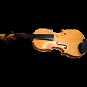SALE Vintage Violin 3/4 Size The Siren, Made in Germany Stradivarius Model