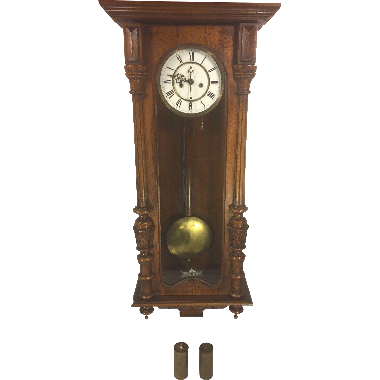 Dating gustav becker wall clock