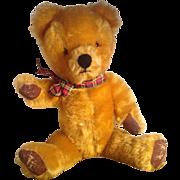 English Vintage Teddy Bear C1950