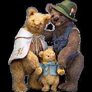 ARTIST PROOF R. John Wright The Three Bears Limited Edition
