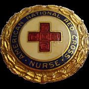 SOLD Amazing Red Cross Nurses Pin # 4966
