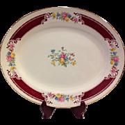 Vintage Homer Laughlin Majestic Serving Platter