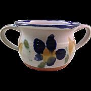 Vintage Hand Made Pottery Crock
