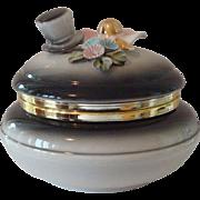 REDUCED Capodimonte Porcelain Dresser Box