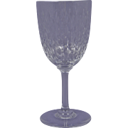 BACCARAT PARIS Water Goblet 6 3/8""