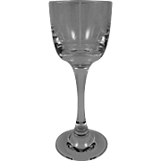 BACCARAT TRANQUILITY by BARBARA BARRY Water/Wine Goblet