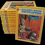 1970 Golden Book Encyclopedias, 16 Volumes