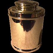 Vintage Brass LaPalina Senators Cigar Humidor