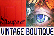 Vintage Boutique With An Eye On Art