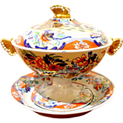 Spode New Stone Tureen ( 2 Available )