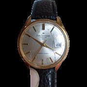 Rare Vintage Running Seiko Sportsmatic Calendar 820 Automatic Men's Watch 17 Jewel