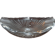 Lalique Crystal Nancy Cendrier Sun Ashtray