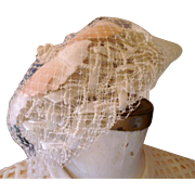 1950's Breton Style Women's Day Hat