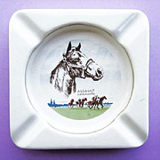 1946 Kentucky Derby Winner Assault Ashtray by R.H. Palenske