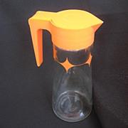 1960s Tang Orange Juice Pitcher Anchor Hocking
