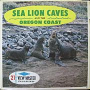Sea Lion Caves & the Oregon Coast 3-Reel View-Master Set