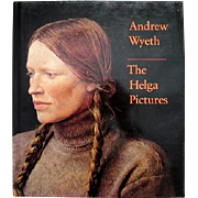 SOLD First Edition Andrew Wyeth: The Helga Pictures by John Wilmerding